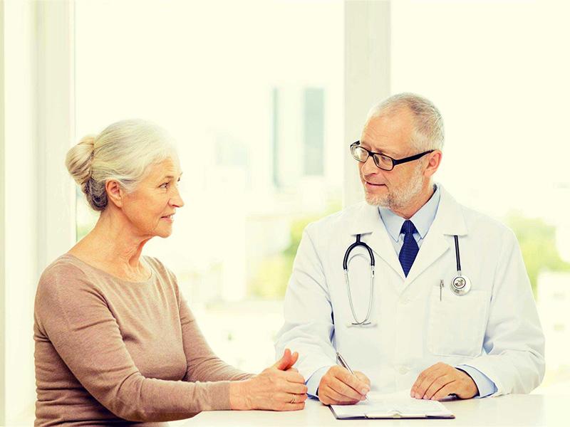 Il geriatra: il medico per gli anziani
