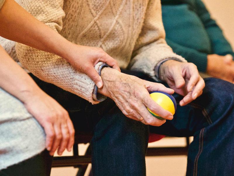 Anziani in pensione